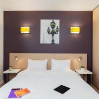 شقق أداغيو أكسيس باريس كليشي الفندقية ذاتية الخدمة