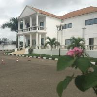 Thomson House Cabinda