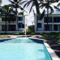 Beachfront Apartment Escale Du Sud
