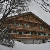 Chalet Champ4Alpes