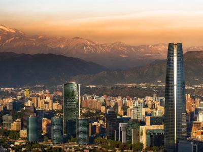 Hoteles en Santiago, Chile