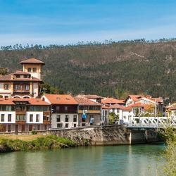 Los mejores hoteles de Pechón, España (precios desde $ 2.206)