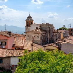 Castel San Pietro Romano 6 hoteles