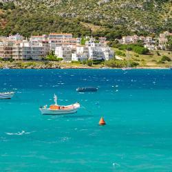 Agios Spyridon 9 hotéis