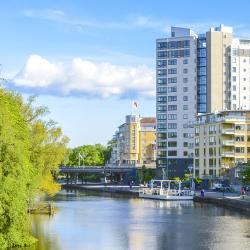 Linköping 31 hotéis