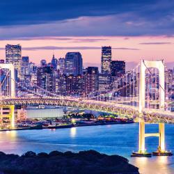 Tóquio 4181 hotéis