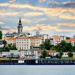 Belgrado 3506 hotéis