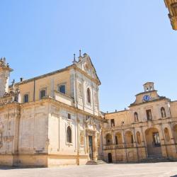 Lecce 1155 hotéis