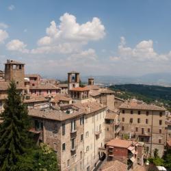 Perugia 457 hotéis