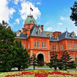 Sapporo 21 casas de temporada