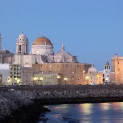 Cádiz 829 hotéis