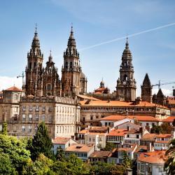 Santiago de Compostela 482 khách sạn