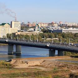 Omsk 552 khách sạn