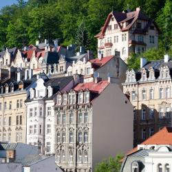 Karlovy Vary 519 hotéis
