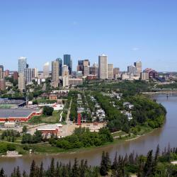 Edmonton 216 hotéis