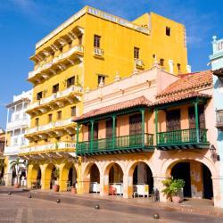 Cartagena das Índias 2032 hotéis