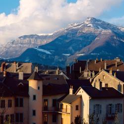 Chambéry 58 hotéis