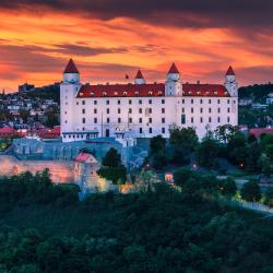 Bratislava 814 hotéis