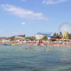 Zaliznyy Port 138 hotéis