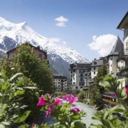 Chamonix-Mont-Blanc 1321 hotéis