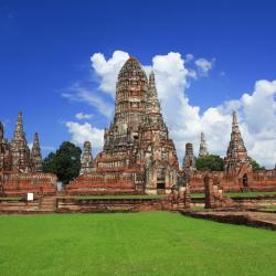 Phra Nakhon Si Ayutthaya 27 nhà trọ