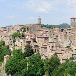 Sorano 66 khách sạn