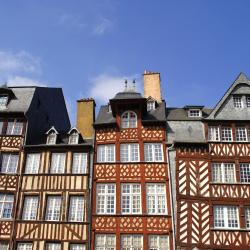 Rennes 200 hoteles