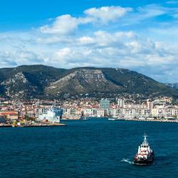 Toulon 225 hotéis