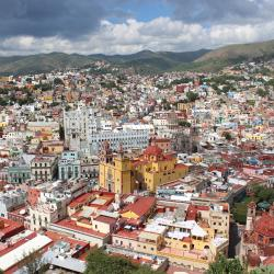 Guanajuato 358 khách sạn