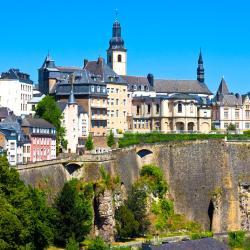 Luxemburgo 165 hoteles