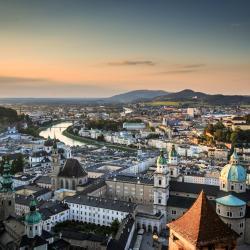 Salzburgo 366 hotéis