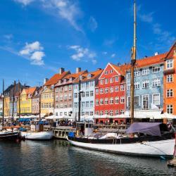Copenhague 1030 hotéis