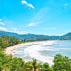Bãi biển Kamala 413 khách sạn