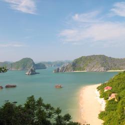 Đảo Cát Bà 244 khách sạn