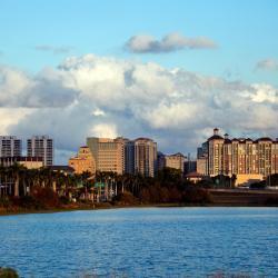 West Palm Beach 125 hotéis