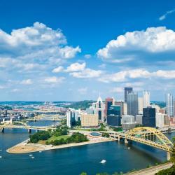 Pittsburgh 131 hotéis
