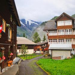 Gimmelwald 4 hotéis