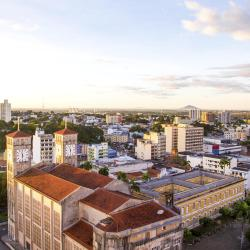 Cuiabá 95 hotéis