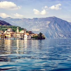 Monte Isola 36 hotéis