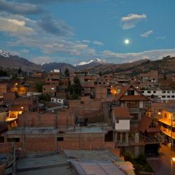 Huaraz 183 hotéis