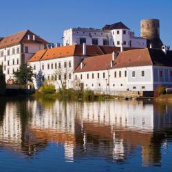 Jindrichuv Hradec 58 hotéis