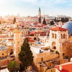 ירושלים 15 מלונות