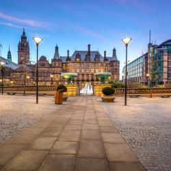 Sheffield 256 hotéis