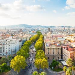 ברצלונה 3610 מלונות