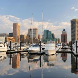 Baltimore 151 hotéis
