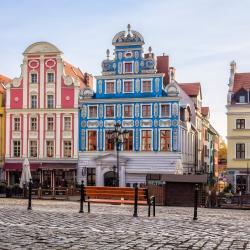 Szczecin 518 hotéis