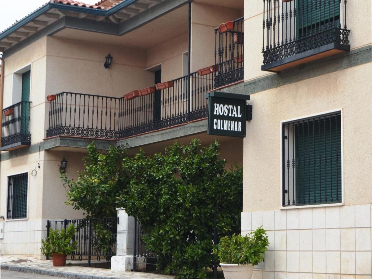 155 Opiniones Reales del Hostal Colmenar | Booking.com