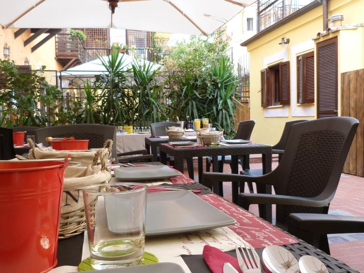 840 Opiniones Reales del Casa Campo De Fiori | Booking.com