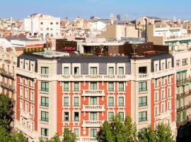 The Corner Hotel, Barcelona