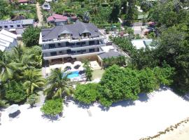 Crown Beach Hotel Seychelles